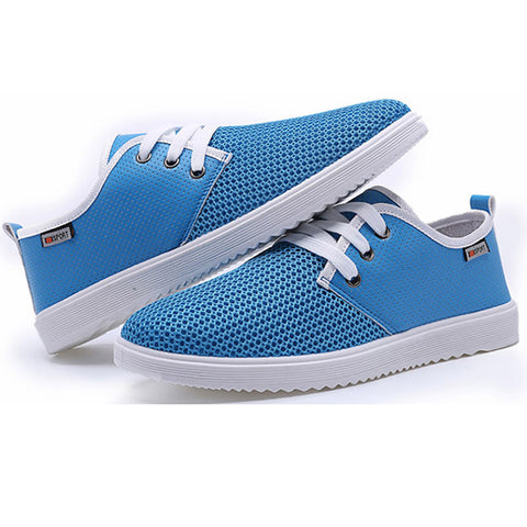 Casual Flat Lace-up Shoes