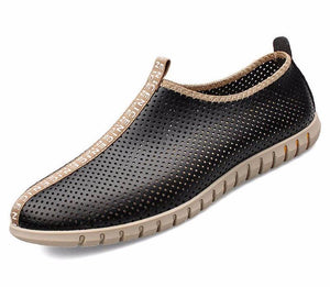 Breathable Casual Moccasins