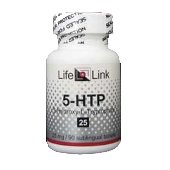 5-HTP 25mg, Chewable (no flavoring)