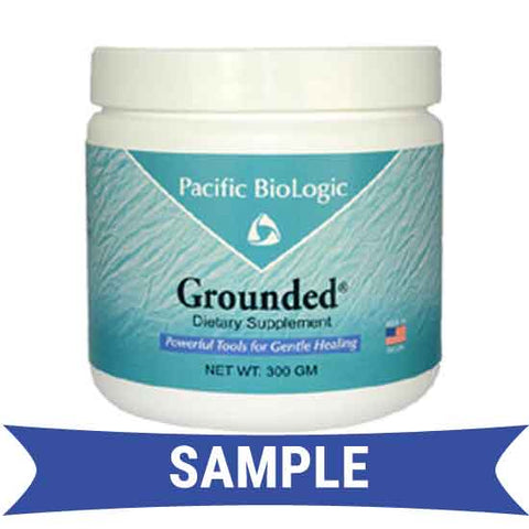 Grounded Powder - Sample