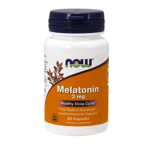 Melatonin 3mg, Instant Release
