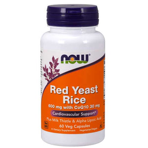 Red Rice Yeast w/CoQ10