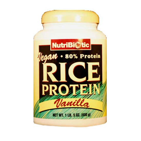 Rice Protein Powder (Vegan)