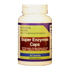 Super Digestive Enzymes with HCL