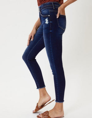 The Charlotte High Rise Skinny