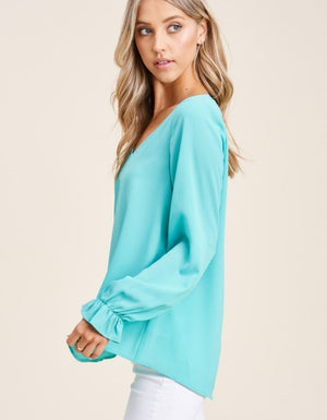 The Goal Getter Blouse
