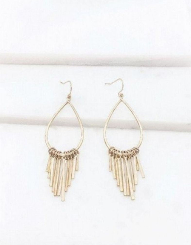The Bailey Bar Drop Earrings