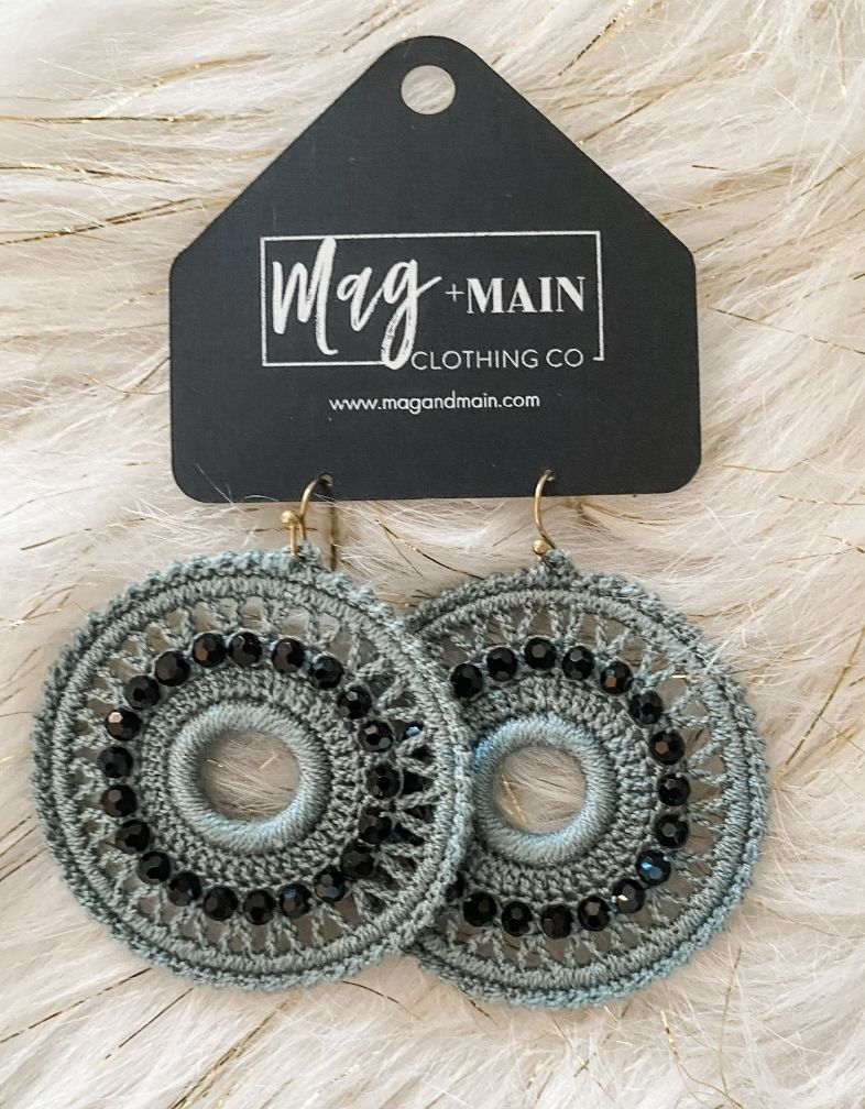 The Whitney Statement Earring