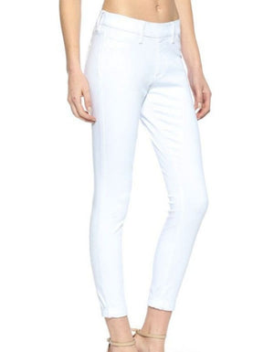 The Willow White Denim