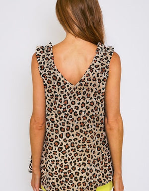 The Carmen Leopard Tank