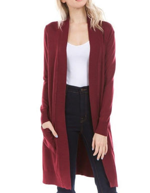 The Darci Duster Cardigan