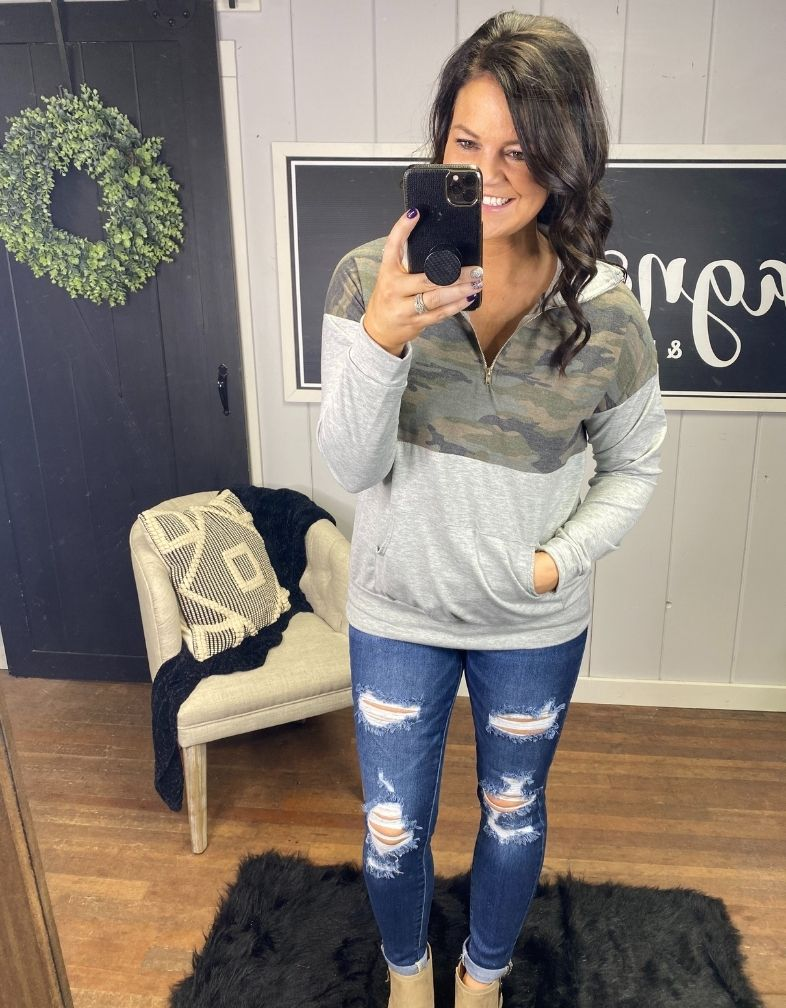 BF DEAL! Out To Play Pullover