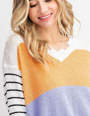 The Caity Sweater