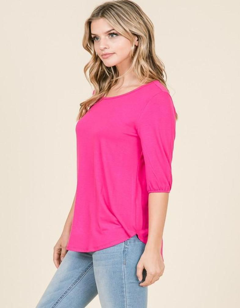 Easing Into Spring Top