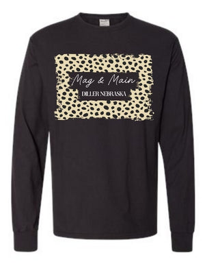 Mag & Main Cheetah Sweatshirt