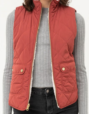 The Roxy Reversible Vest