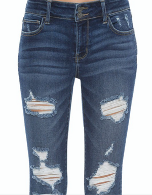 Just Go With It Denim