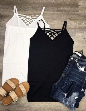 Basic Criss Cross Tank