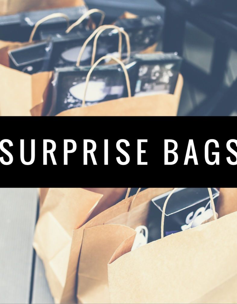 Surprise Shopping Bags