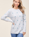 The Piper Dot Sweater