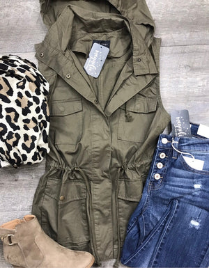 The Stella Safari Vest