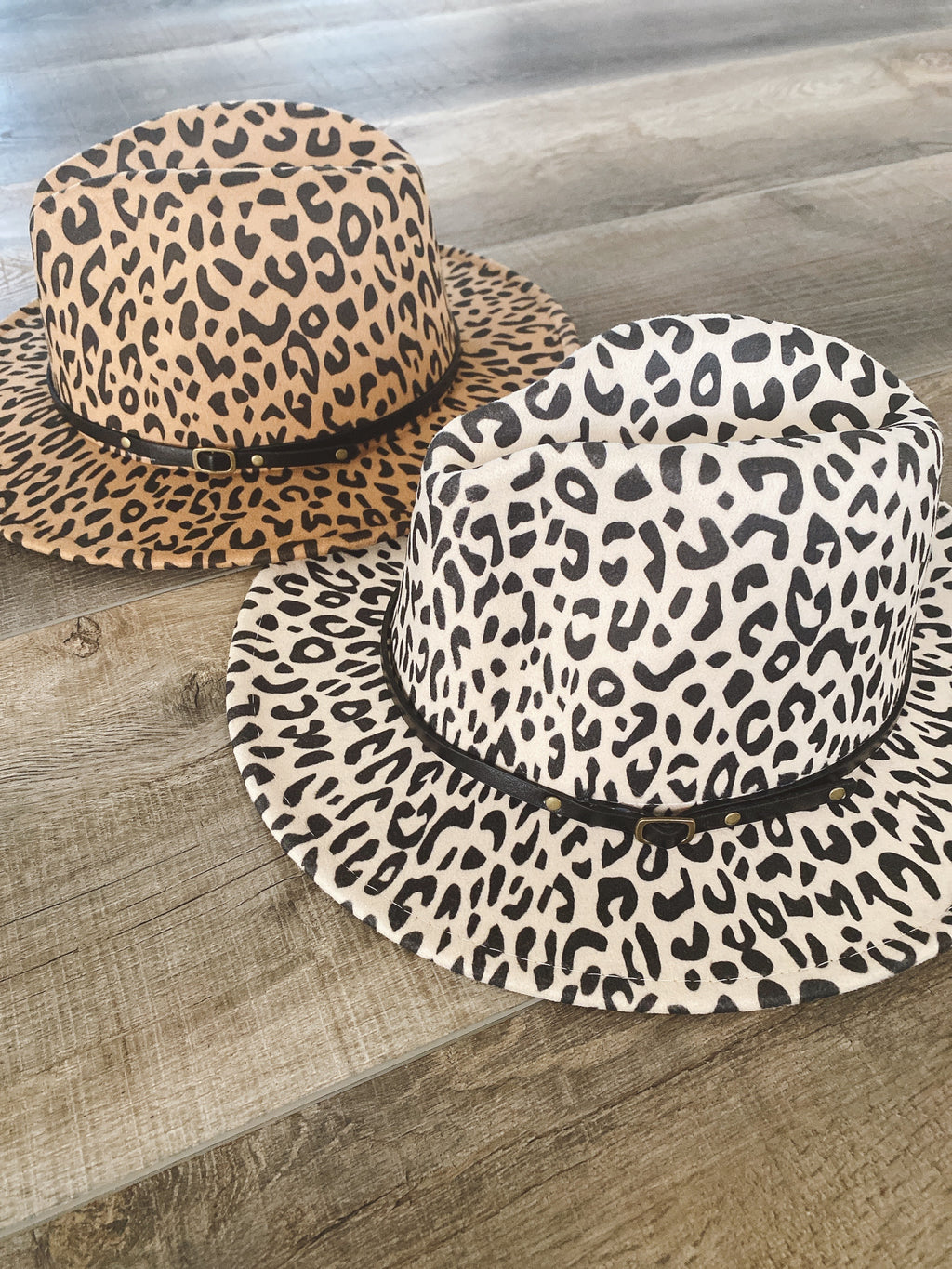 The Leopard Fedora