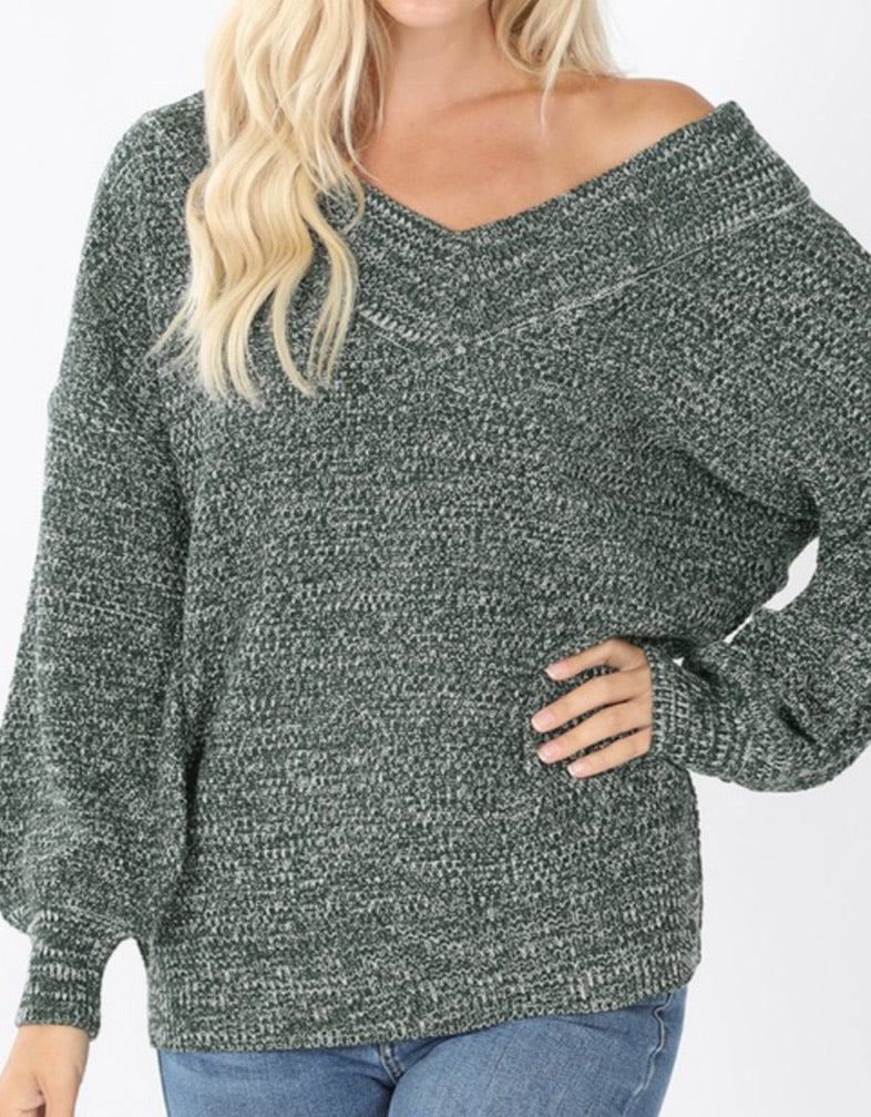 The Cici Chunky Sweater