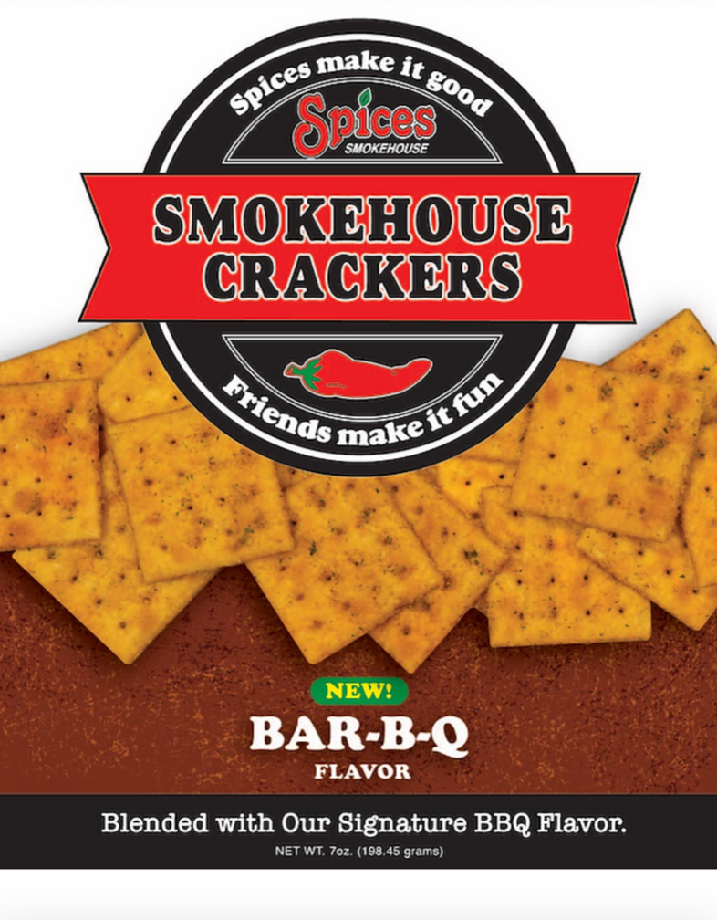Smokehouse BBQ Crackers