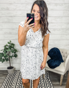 The Waverly Watercolor Dress