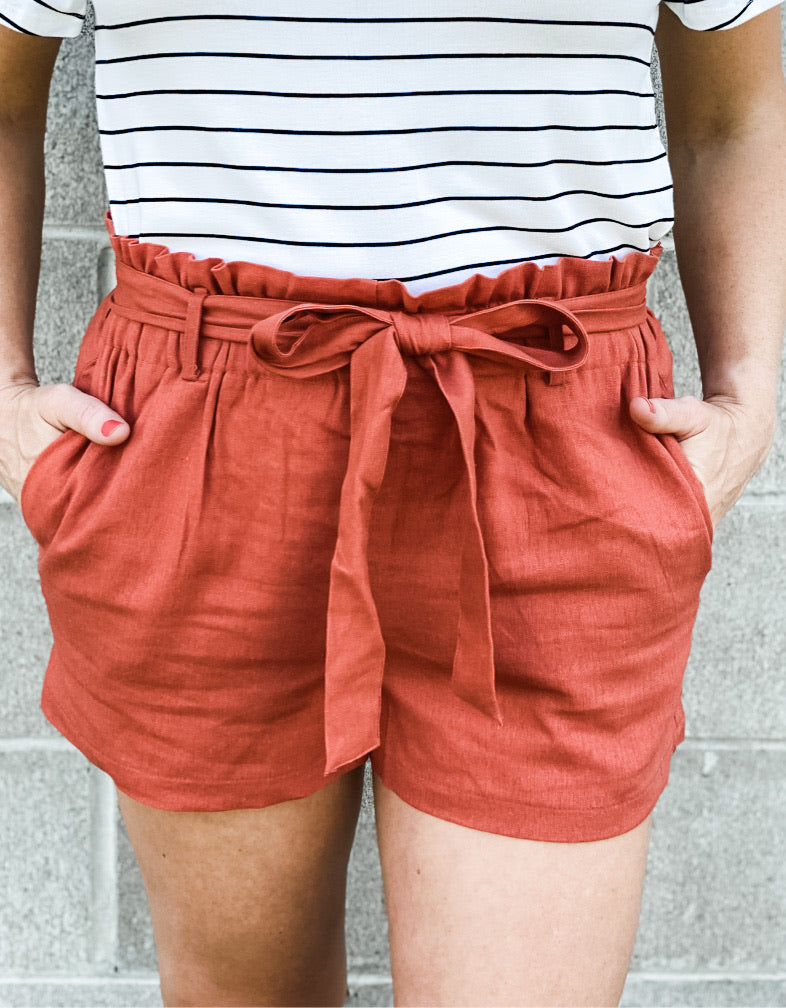 The Betsy Rust Shorts