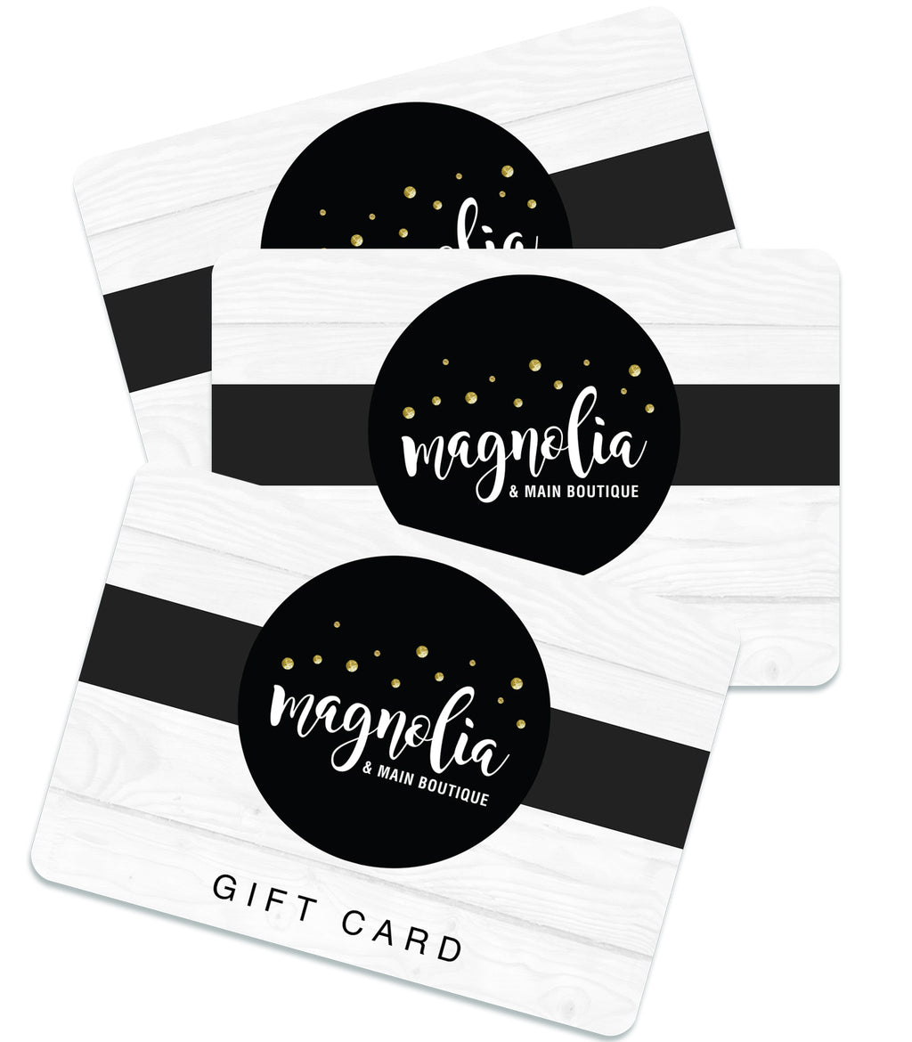 Magandmain Gift Cards