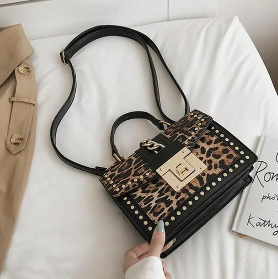 "The ""Leopard"" Handbag Purse"