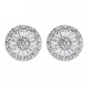 "The ""Cadence"" Crystal Stud Earrings"