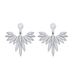 "The ""Phoenix"" Crystal Stud Earrings"
