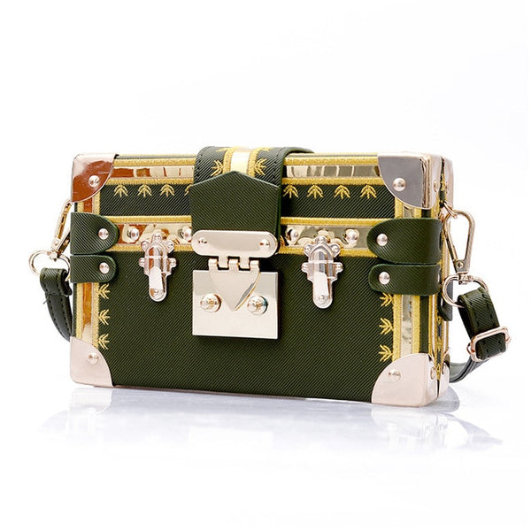 "The ""Maxine"" Mini Handbag Purse - Multiple Colors"