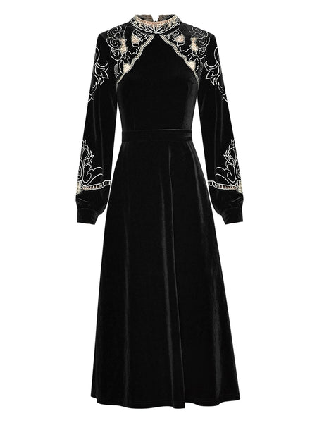 "The ""Jasmine"" Long Sleeve Dress"