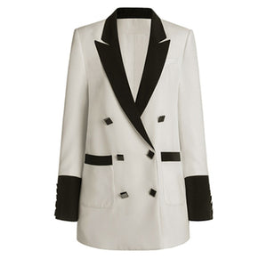"The ""Deville"" Slim Fit Blazer"