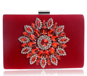 "The ""Adalene"" Handbag Clutch Purse - Multiple Colors"