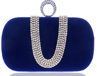 "The ""Trinette"" Handbag Clutch Purse - Multiple Colors"