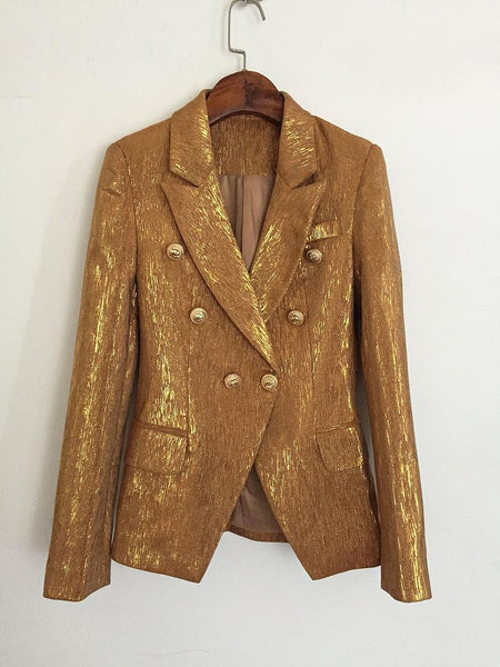 "The ""Strass"" Slim Fit Blazer"