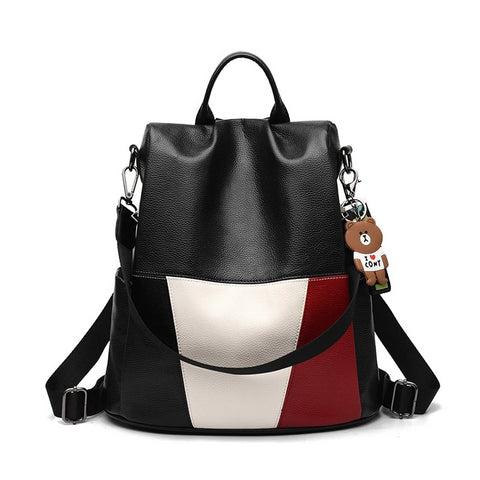 "The ""Paris"" Shoulder Bag Backpack"
