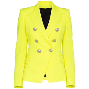 "The ""Electra"" Slim Fit Blazer"