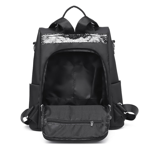 "The ""Estelle"" Shoulder Bag Backpack - Multiple Colors"