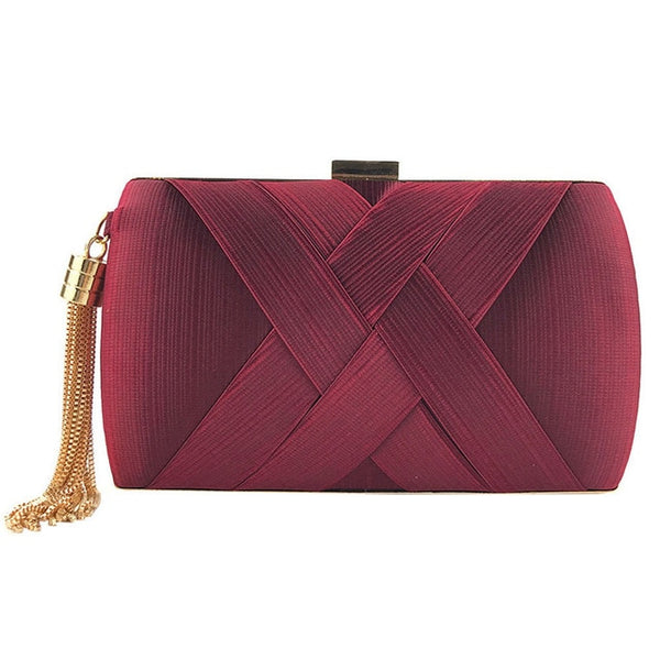 "The ""Nicolette"" Handbag Clutch Purse - Multiple Colors"