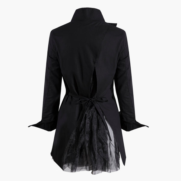 "The ""Adele"" Splice Bottom Blazer"