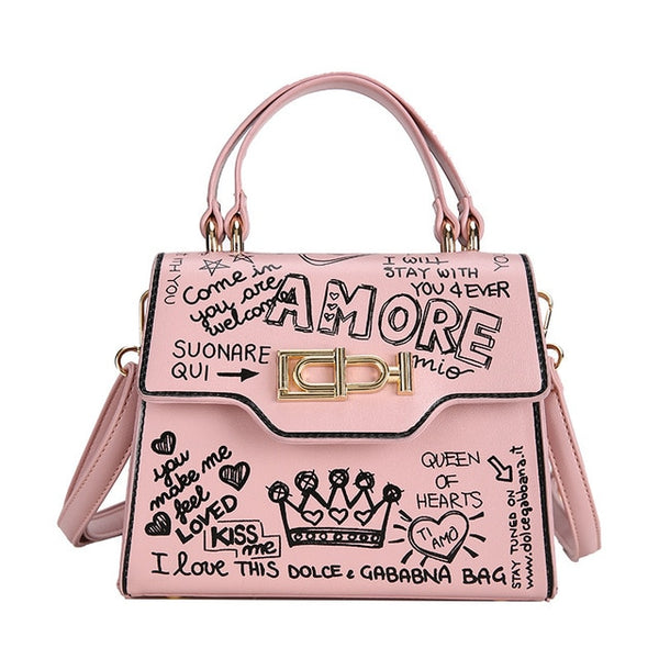 "The ""Amore"" Handbag Purse - Multiple Colors"