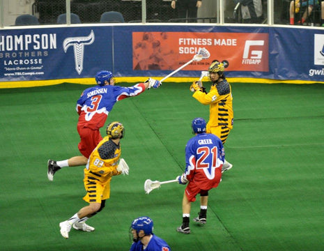 The Rise of Indoor Lacrosse