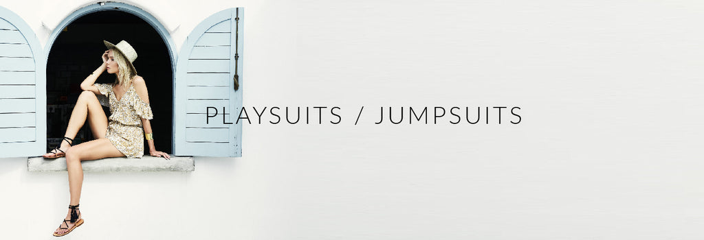 Bird and Kite an Australian Lifestyle Label - Playsuits and Jumpsuits