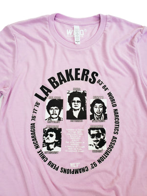 LA Bakers - Pale Purple Butter Soft Tee