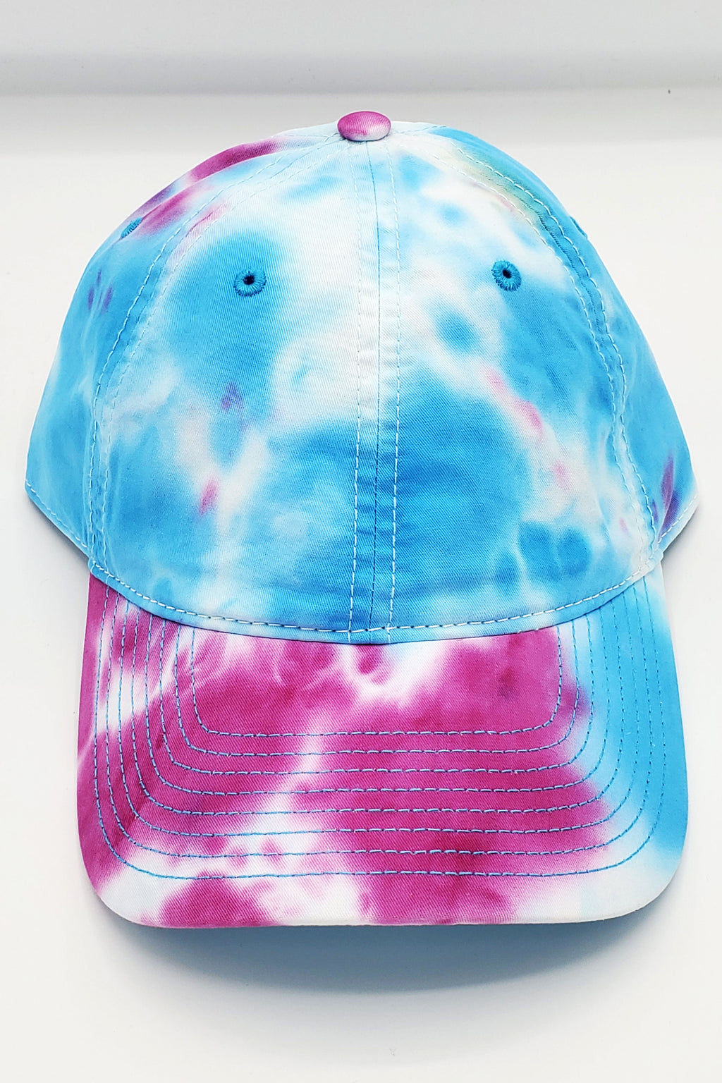 Tie-Dyed Pastel Hat
